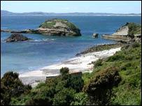La costa cercana a Monte Verde (FOTO: Mario Pino)