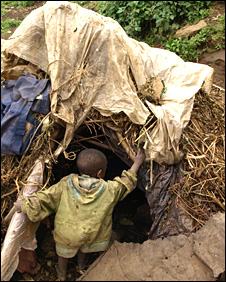 Batwa child (BBC)