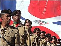 Soldados dominicanos