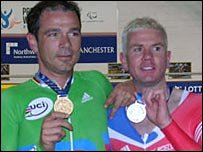 Darren Kenny and Rik Waddon