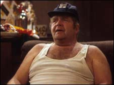 Onslow from TV show Keeping Up Appearances