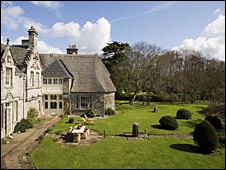 Barony House