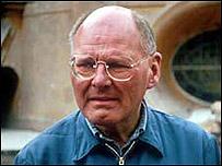 Padre Reginald Foster, foto de archivo