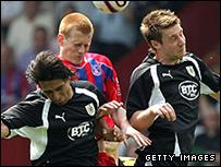 Crystal Palace and Bristol City