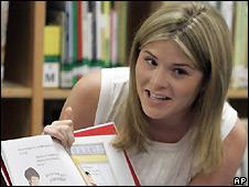 Jenna Bush - 1/5/2008