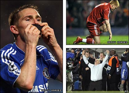 Chelsea defeated Liverpool in their semi-final encounter, winning 4-3 on aggregate