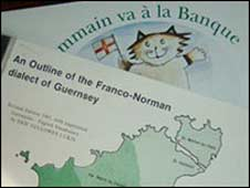 Guernsey French books