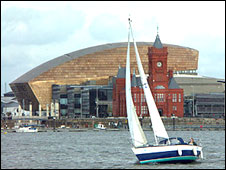 Cardiff Bay (pic: Jackie Rosser)