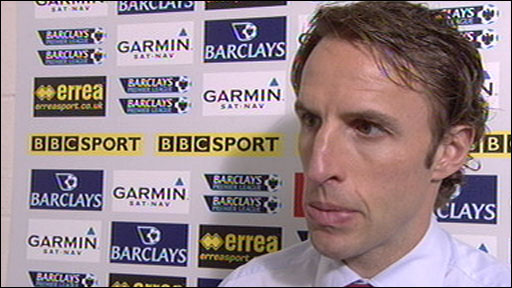 Middlesbrough boss Gareth Southgate