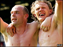Danny Murphy and Jimmy Bullard