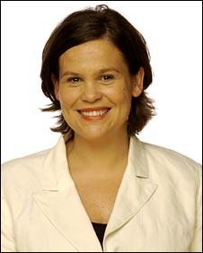 Mary Lou McDonald, Sinn Fein MEP