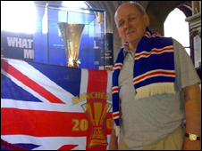 Fan and UEFA Cup