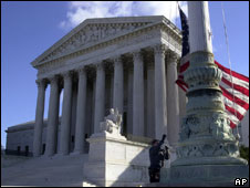 US Supreme Court, Washington DC