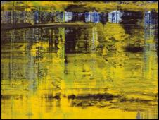 Abstraktes Bild 1994 by Gerhard Richter