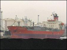Tanker (BBC)