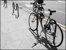 caMden bike stand