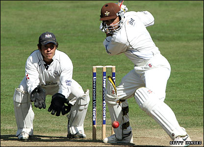 Mark Ramprakash hits out against Gloucestershire