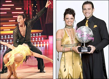 Ramps impresses the nation when he wins Strictly Come Dancing