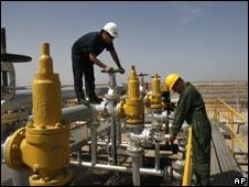 Azadegan oil field, Iran