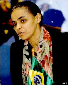 Marina Silva April 2008