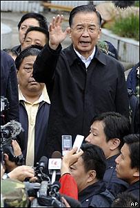 Premier chino, Wen Jiabao, AP