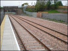 Alloa train line