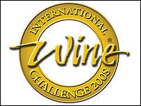 Emblema del International Wine Challenge (IWC)