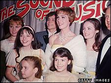 Sound of Music cast