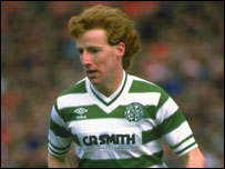 Tommy Burns at Celtic