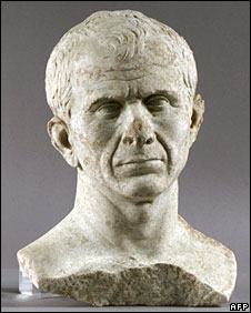 Oldest Caesar Bust Found