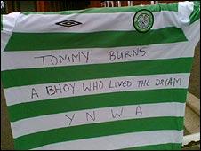 Celtic strip tribute