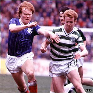 Dave MacKinnon and Tommy Burns