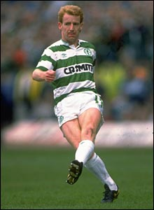 Tommy Burns as a Celtic player