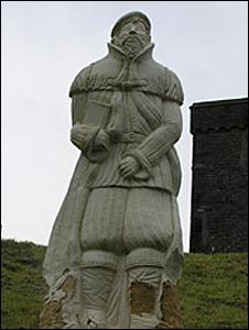 Statue of John Penry