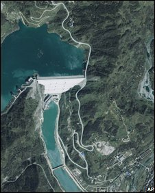 Zipingku dam