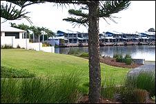 Gold Coast waterfront development