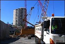 Gold Coast construction