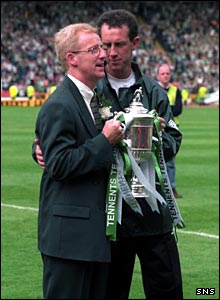 Tommy Burns and Billy Stark
