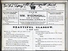 McGonagall Poem