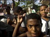 Ni�os de Rep�blica Dominicana