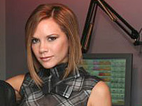 Victoria Beckham at Radio 1