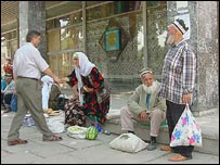 Улицы Душанбе