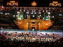 Concierto de la Orquesta Juvenil Simón Bolívar en Londres  Foto: Manuel Toledo, BBC Mundo