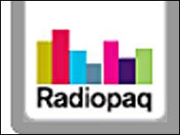 Radiopaq website