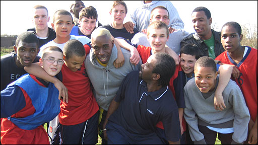 Your Game visits the Jamie Lawrence football academy