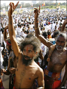 Dalit tribals in India