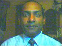Odalis Esteban Montero (foto tomada con su webcam)