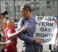 Британский правозащитник Питер Тетчелл