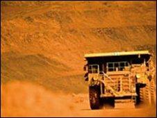 BHP mine