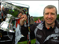 Ex-Ospreys coach Lyn Jones